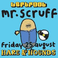 Leftfoot Present Mr Scruff