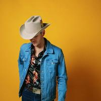 Cosmic American Present Sam Outlaw with Band