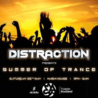 Distraction presents: Summer Of Trance