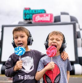 Parking Lot Social Springtime Drive-in Festival Aberdeen