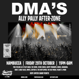 DMA's - Ally Pally After Zone