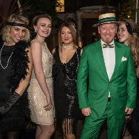 The Candlelight Club: Jazz Age Garden Party