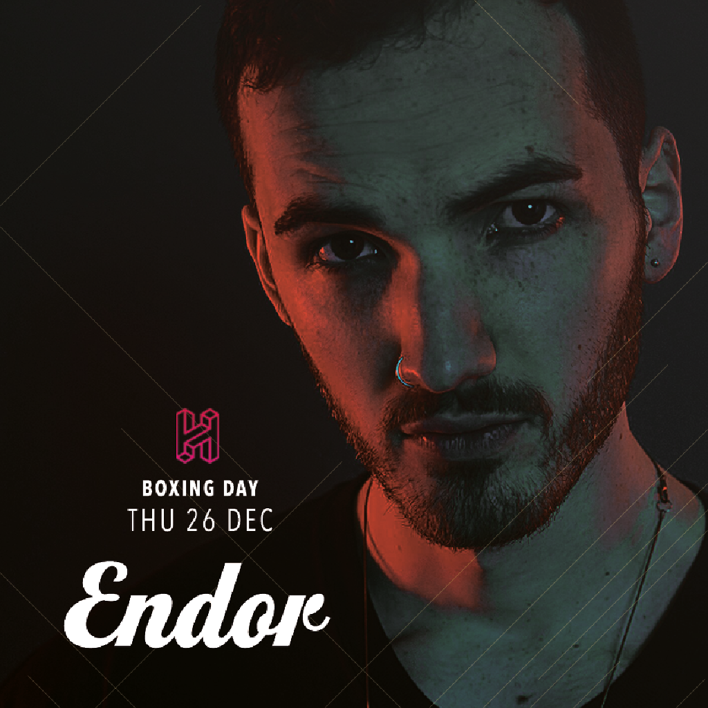 ENDOR [Pump It Up] #Rocket Boxing Day! : THU 26th DEC
