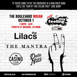 This Feeling - Wigan Tickets