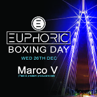 Euphoric With Marco V - Boxing Day