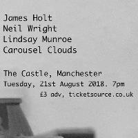 Carousel Clouds, James Holt, Lindsay Munroe, Neil Wright