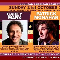 Nunhead American Comedy Night
