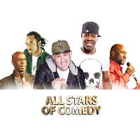 All Stars Of Comedy Afterparty