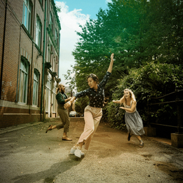 Open Air Performance by National Dance Company Wales