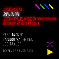 Jacked with Jon Pleased Wimmin & Andy Carroll