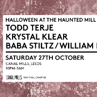 Halloween at the Haunted Mill: Todd Terje, Krystal Klear + more