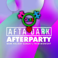 AFTA DARK x GLAS - Bank Holiday Sunday After Party