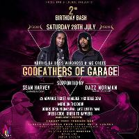 Faces 2nd Birthday Bash - UKG Godfathers