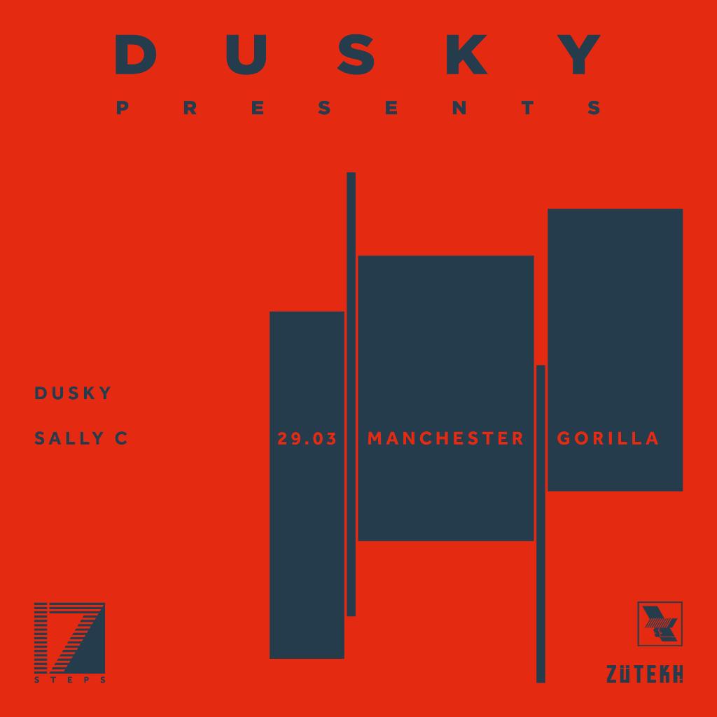 WHP & Zutekh presents... Dusky & Sally C