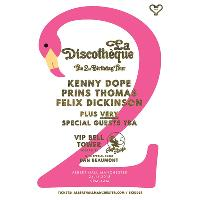 La Discotheque 2nd Birthday Manchester