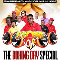 The Boxing Day Special ft Stone Love Sound