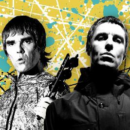 The Complete Stone Roses vs. Defintely Oasis