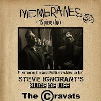 The Membranes with 15-Piece Choir