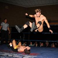 Live Wrestling in Fleet