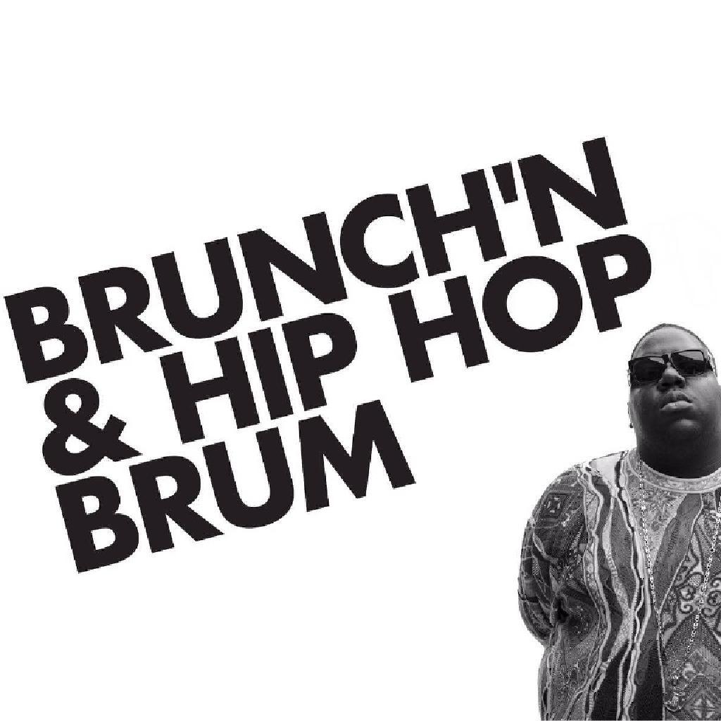 Brunch'in Hip Hop v 90's RnB - NYD Baller's Ball
