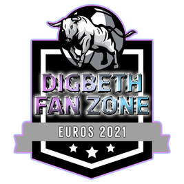 Digbeth Fan Zone - Euros 2021 - England vs Croatia 13/6/21