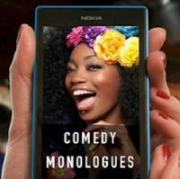 Comedy Monologues Projectorgram