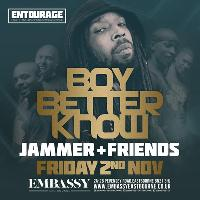 BBK Party with Jammer & Friends