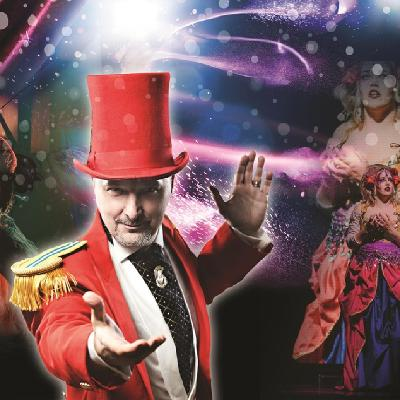 Roll Up, Roll the Showman is Coming Starring Peter Corry