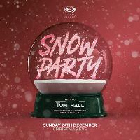 Christmas Eve Snow Party