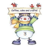 Coffee, cake and crafts!