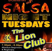 Beginners salsa classes in Birmingham