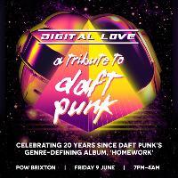 Digital Love: A Tribute to Daft Punk - Vol. III