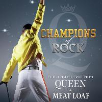 Champions of Rock Including Meat Loaf