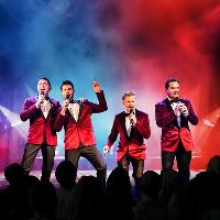 Stars of Les Miserables Live in Concert - The Barricade Boys