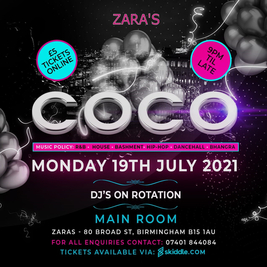 COCO@ZARA'S
