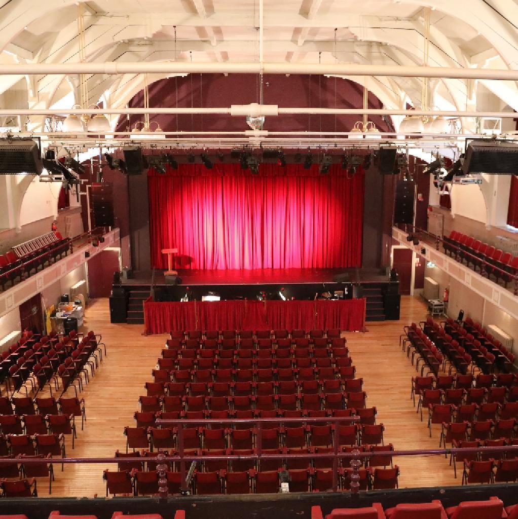 West Side Story Yeadon Cinema Club Yeadon Town Hall Leeds Sun 6th October 2019 Lineup