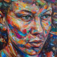 Half A World Passed Me By  A solo show by artist David Walker