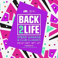 BACK 2 LIFE - Launch Party - Speed Garage PART 2