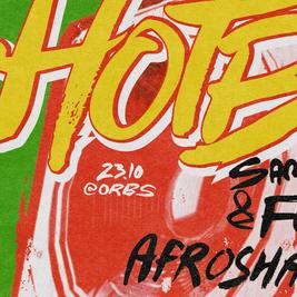 Hotbox - Samrai, Fox, Murder He Wrote, G33, Saint Ludo, Afroshak