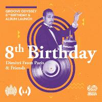 Groove Odyssey 8th Birthday