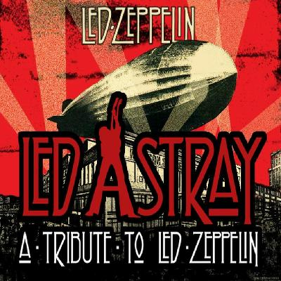 Led Astray - Led Zeppelin Tribute at DreadnoughtRock