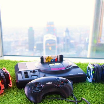 Silent Disco x Retro Gaming: A Penthouse Rooftop party