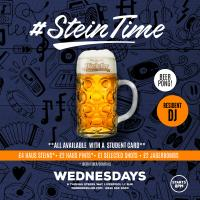 Stein Time Student Night