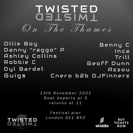 Twisted On The Thames