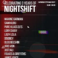 Nightshift: Celebrating 3 Years