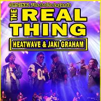 The Real Thing, Heatwave and Jaki Graham