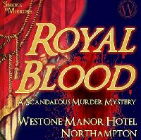 Royal Blood | A Scandalous Murder Mystery Dinner