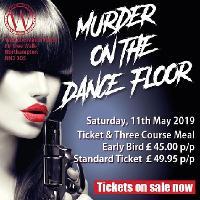 Murder on the Dance Floor - Murder Mystery with Dinner