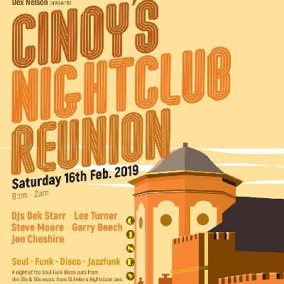 Cindy's Nightclub Soul Funk Disco Jazz-Funk Reunion