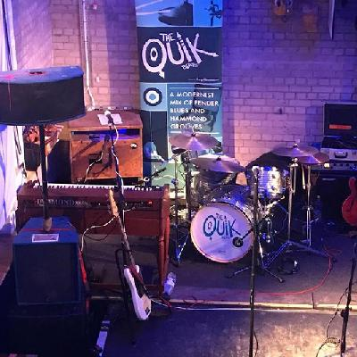 The Quik Beats (Live) | The Night Owl Birmingham | Sat 15th December